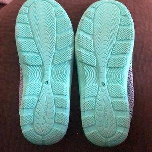 Speedo Shoes - Never worn Speedo Swim shoes. Size S 5/6
